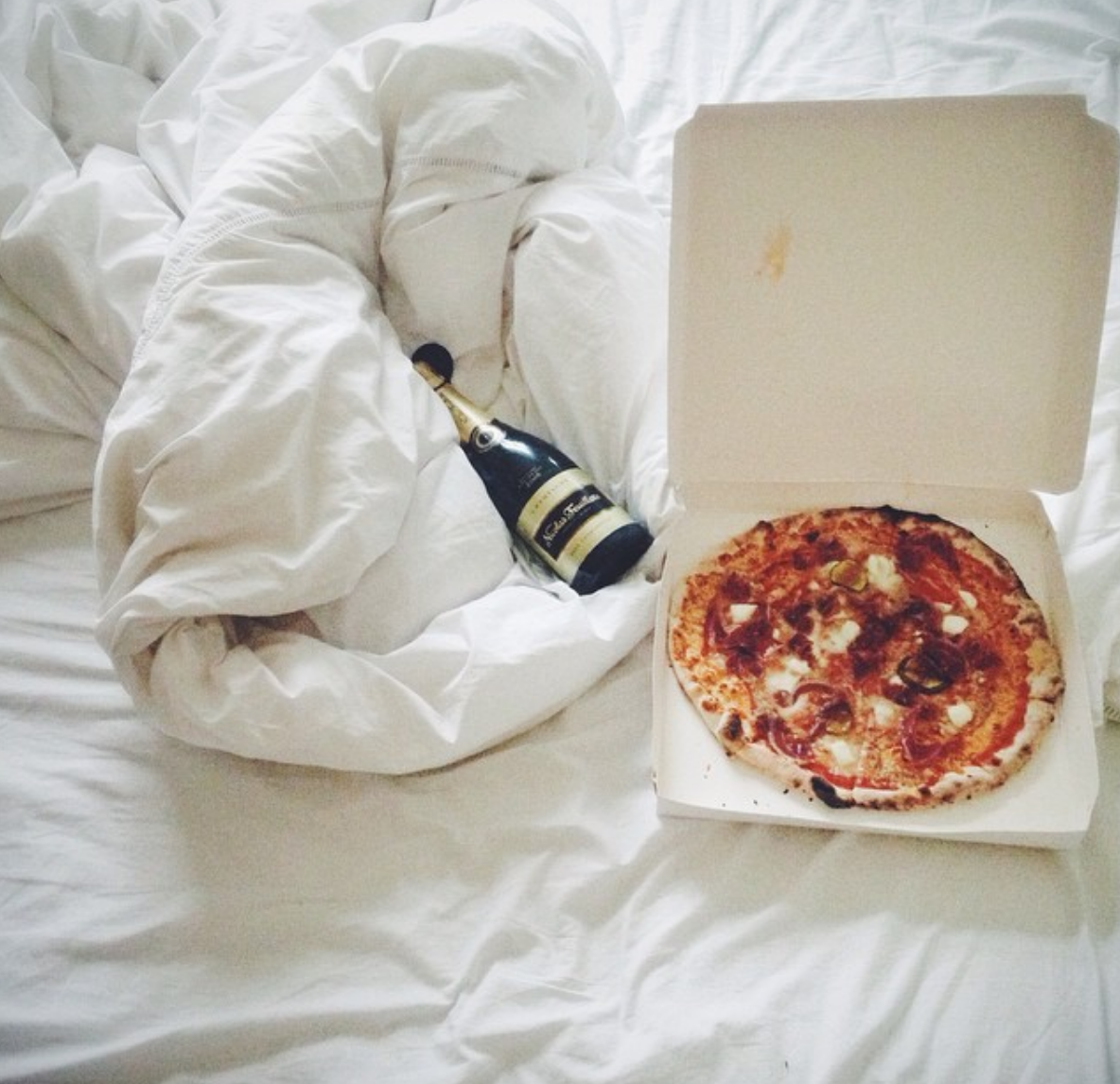 Vad Jag Beställer På Pizzerian Sandra Beijer